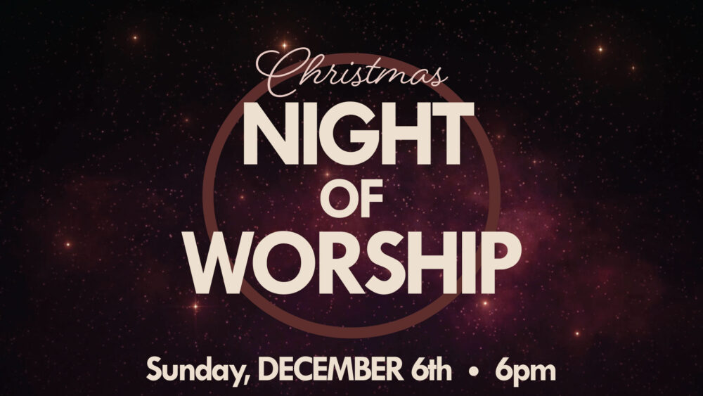 Christmas Night of Worship 2020 Image