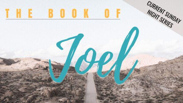 Joel 2:28 - 3:21 Image